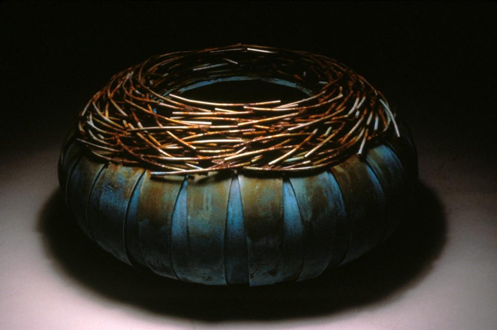 Large basket form