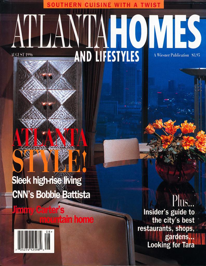 Atlanta Homes Cover