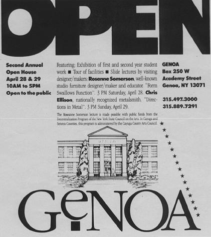 Genoa Lecture